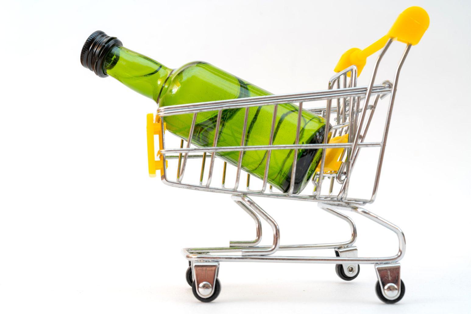 Alkoholin Ostaminen